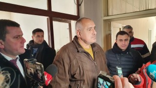 Борисов видя февруарски сценарий за водните кризи