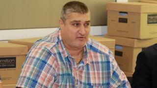 Любо Ганев се срещна с кмета на Белоградчик Борис Николов