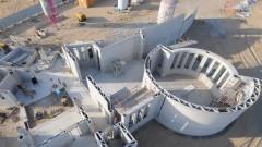 Това е най-голямата сграда в света, създадена от 3D принтер