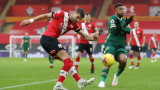 Саутхямптън не даде шанс на безпомощния Шефилд Юнайтед