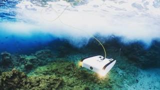 Дронът, който ни пренася в подводния свят