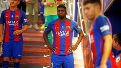 Манчестър Сити обмисля оферта за защитник на Барса