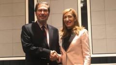 Ангелкова предвижда водеща роля в популяризиране на Черноморския регион
