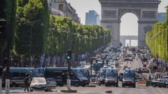 Безработицата във Франция - на 10-годишно дъно