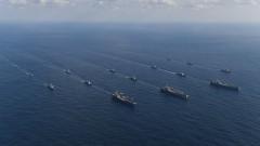 САЩ демонстрират военна мощ пред Китай в Южнокитайско море