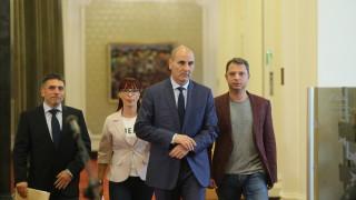 ГЕРБ се съобразява с ветото на президента