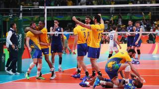 Домакините от Бразилия триумфираха във волейбола
