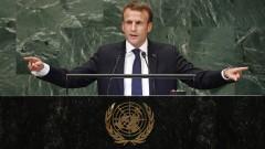 Макрон: Няма победител в Сирия