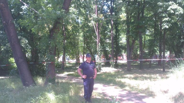 Има задържан за убийството в Борисовата градина от 2015 г.