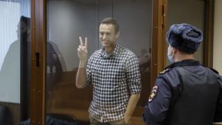 """За """"Амнести интернешънъл"""" Навални не е """"затворник на съвестта"""" - заради минали ксенофобски коментари"""