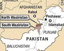 Трима екстремисти са убити при безпилотна въздушна атака в Пакистан