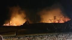 Осем загинали при пожар във вила в Подмосковието