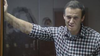 Навални е преместен в болничния сектор на затвора