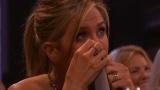 Дженифър Анистън се разплака в тв предаване