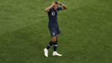 """Пирова победа за Франция срещу Уругвай, Килиан Мбапе с """"контузията на Меси"""""""
