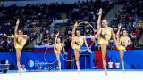 """""""Най-великото шоу"""" донесе златен медал на ансамбъла в Минск"""