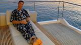 Кристиано Роналдо спокойно очаква отрицателен тест