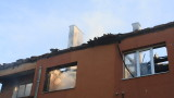 Семейства остават без дом след пожара в Божурище