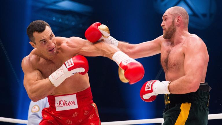 Фюри детронира Кличко и стана световен шампион