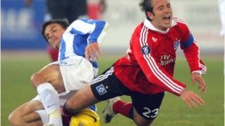 Ван дер Ваарт се надява да играе срещу Байерн в неделя