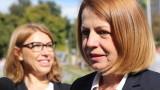 """Фандъкова се надява до края на годината да приключи ремонтът на """"Западен парк"""""""