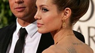 Анджелина Джоли заклейми Деня на благодарността