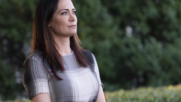 Стефани Гришам е новият говорител на Белия дом. Това оповести