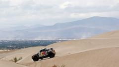 """Карлос Сайнс-старши спечели първия етап при автомобилистите в рали """"Дакар"""""""