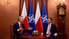 НАТО готви отговор на разполагането на руски ракети близо до границите си