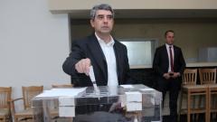 Да дадем път на морала и демокрацията, гласувайки за президент, зове Плевнелиев