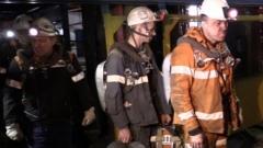 36 жертви на трите експлозии в руска въглищна мина