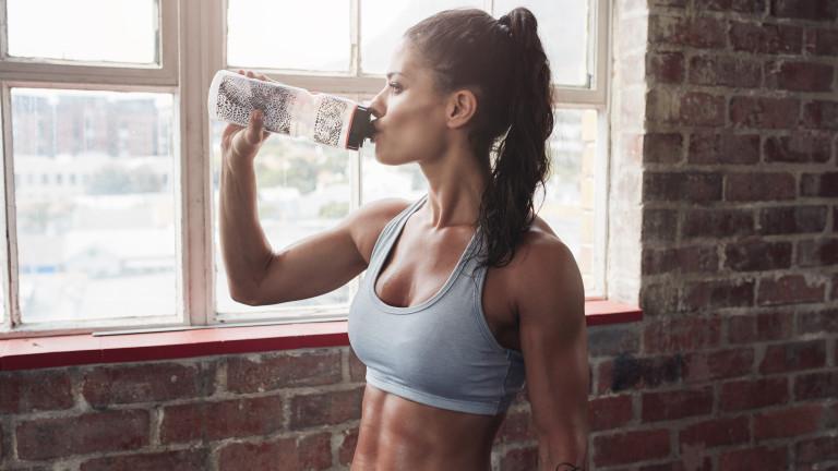 Горим ли повече калории, ако се потим повече по време на тренировка