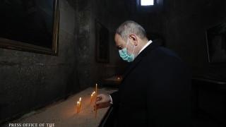 Пашинян готов да хвърли оставка, кани партии за консултации