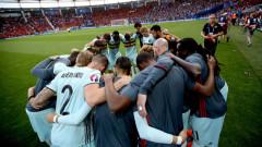 Шампион с Лудогорец ще пътува от Евро 2016 директно към Англия
