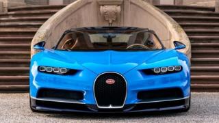 Bugatti представи най-бързия автомобил в света