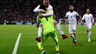 Чили е на финал след 120-минутен сблъсък! Страхотен вратар отчая португалците, спаси всичките им дузпи!