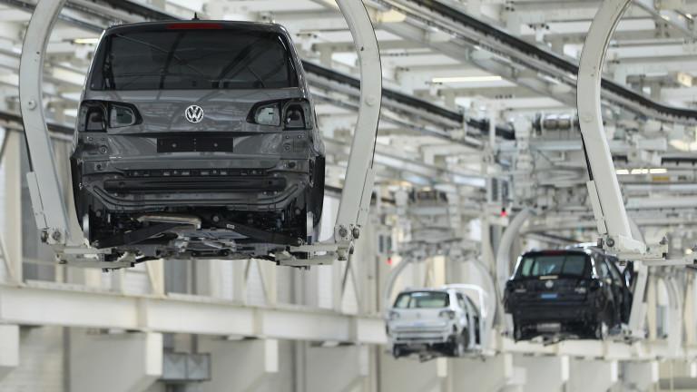 И Румъния се нареди за новия завод на Volkswagen