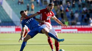 Петър Занев: Не съм зачеркнат от Петрович, на всеки се случва да изиграе слаб мач