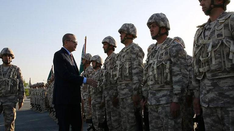 Турция започна обстрел срещу кюрдите в Сирия, те зоват света да я възпре
