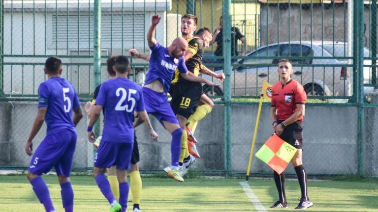 Етър и Черно море откриват 4-ия кръг в Първа лига