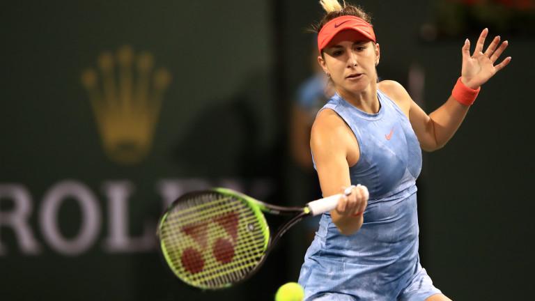 Белинда Бенчич коментира класирането си за полуфиналите на US Open.