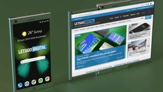 Samsung патентова невиждан досега смартфон