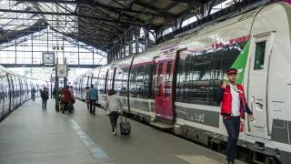 Франция намалява честотата на влаковете си