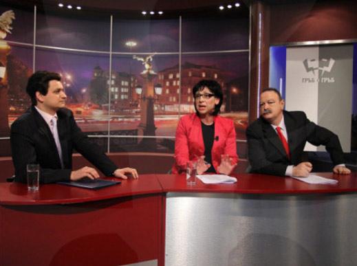 Слави се изгаври със свои колеги от bTV