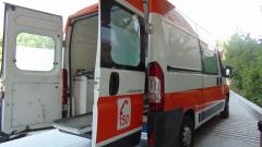 4-годишно и възрастна жена пострадаха при катастрофа във Врачанско