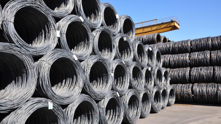 ЕК въвежда 50 антидъмпингови мерки за защита на пазара на желязо и стомана
