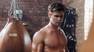 Крис Хемсуърт пуска собствено фитнес приложение
