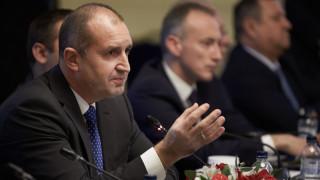 Все още не знаем мястото на държавата в икономиката, недоволен Радев