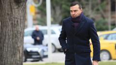 """Двама от агитката на """"Левски"""" пребили Слави Ангелов"""