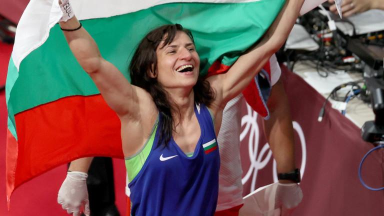 Имаме си второ злато! Стойка Кръстева е олимпийска шампионка в бокса!
